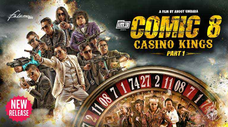 Comic 8 Casino Kings Part 1