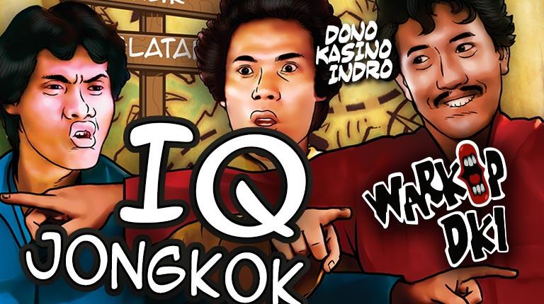 IQ Jongkok