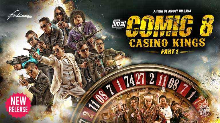 Comic 8 Casino Kings Part 1